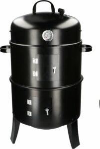 BBQ Charcoal Grill Barbecue Smoker - Ø 37cm