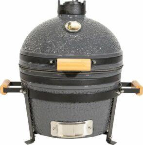 MaxxGarden Kamado Grill Medium 40 - Barbecue - Grijs - 49x54x48cm